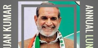 Annual lunch hosted by Sajjan Kumar to journos to buy their silence?