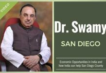 A comprehensive talk by Dr. Swamy on Economic Opportunities in India and an absorbing Panel Discussion followed by a Q & A session.