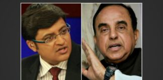 Questions being asked of the source of funding for the new venture of Arnab Goswami