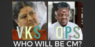 Is AIADMK headed for a split? Will Sasikala keep her flock together?