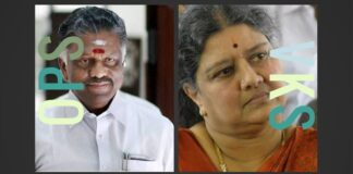 The way to CM's chair for Sasikala continues to be long winded & fortuitous