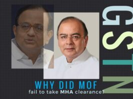 """Was the MoF """"inept"""" or """"persuaded"""" to not take MHA clearance for GSTN?"""