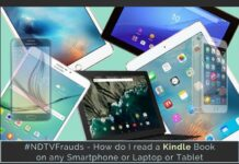 Step by step instructions on how to read a Kindle eBook on Smartphones/ Tablets/ Laptops and Desktops.
