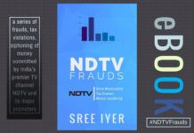 How NDTV created a biased discourse while breaking laws, to suit a few...