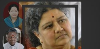 Will it be the case of so near yet so far for Sasikala?