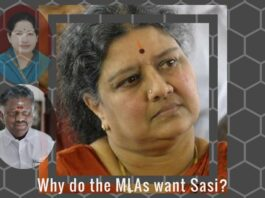 Even if Sasikala were to lose in SC, will it change the MLA's minds?