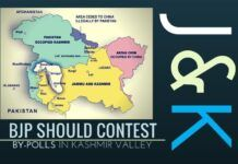 A nuanced argument of why the BJP should contest in by-polls in Kashmir Valley