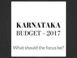 Some suggestions for the upcoming Karnataka Budget