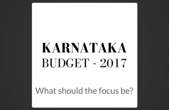 Some suggestions for the upcoming Karnataka Budget