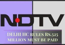 In what could be a final nail on the coffin, NDTV has been asked to pay the fine levied by the Income Tax Department