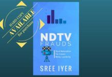 The print version of NDTV Frauds is now available for purchase
