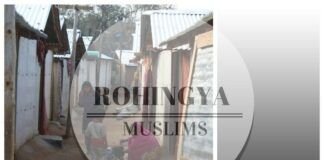 Was settling Rohingya Muslims in Jammu are a conspiracy? Who conjured it?