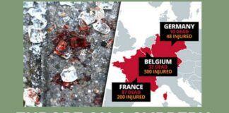 Europe Terror attacks