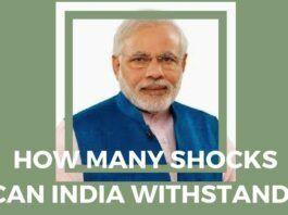 Modi Govt's shock therapy