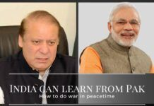 India can learn a thing or two from Pakistan on the art of conducting war in peacetime