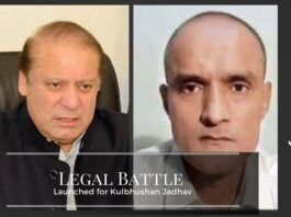 A legal battle is being mounted for the defense of Kulbhushan Jadhav, led by Prof. Bhim Singh of Panther's Party