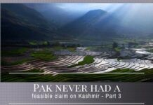 A look at the history of Kashmir conflict and how PoK is in bad shape with systematic resettlement going on