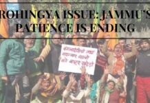 Rohingyas issue in Jammu needs corrective action soon