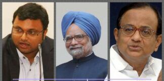 Email trails indicate Diageo paid Karti Chidambaram $15000 just to meet MMS, PC