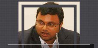 More trouble for Karti Chidambaram as ED slaps a $350 million fine on Vasan Eye care