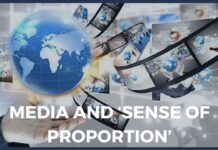 Media and 'Sense of Proportion'