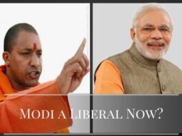 Are the liberals shifting goalposts and starting to praise Modi?