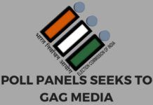 Poll Panel seeks to gag media
