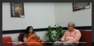 Sonal Mansingh chats with Rajiv Malhotra on who funds Pollock and Indology