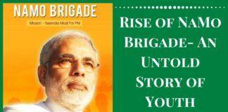 NaMo Brigade : Mission –Narendra Modi for PM