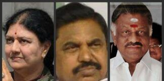 Staying united is the only way for AIADMK as they have No Way But Surrender to ground realities
