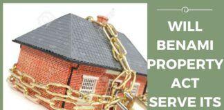 Benami Property Act