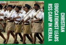 RSS camps goes global