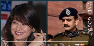 More cause for concern in Sunanda murder case as the first Police officer to arrive at the scene, Gogia has been transferred back to Delhi