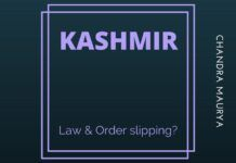 An inept CM, shifting LoP and irate populace as Govt. returns to Kashmir