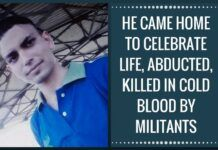 Lt Umar Fayyaz shot dead