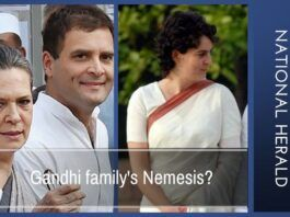 Of the many scams the Gandhi family is involved in, will National Herald prove to be their nemesis?