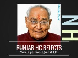 Vora loses one more battle against ED as Punjab HC rejects his petition in the National Herald Case