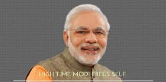 It is high time Modi unshackled himself from the grip of the cabal.