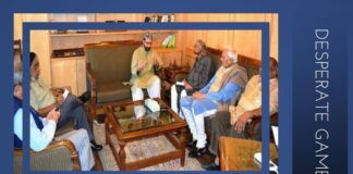 Oppn gambit of meeting Separatists in Kashmir Valley could backfire spectacularly