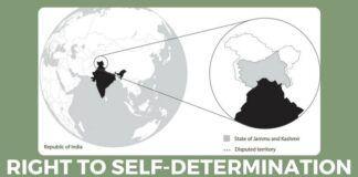 Self-determination rights in J&K