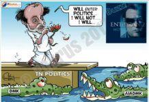 Rajni mulls over entering Politics, one more time!