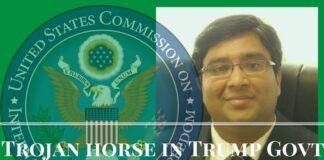 Trojan horse in Trump Govt flays India
