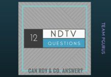If not Black Money, then can Prannoy Roy answer what these 12 questions mean?