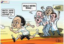 Meira Kumar, former ex-Speaker of Lok Sabha and the daughter of ex-Deputy PM Jagjivan Ram is being egged on in the Presidential Race