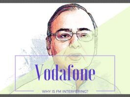 Having recused himself why is Jaitley showing a sudden interest in the Vodafone case?