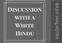 Discussion with a white Hindu