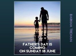 Father's Day to celebrate fathers may not rank as high as other earmarked days
