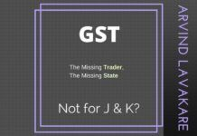 GST runs into headwinds...