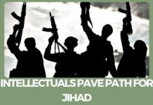 Intellectuals pave path for jihad