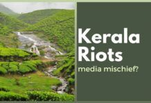 Were Kerala riots engineered from twisting a story from Hindu Sena to RSS?